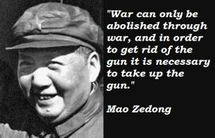 Mao Zedong's quote
