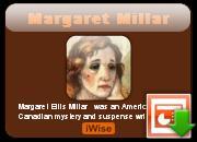 Margaret Millar's quote