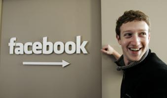 Mark Zuckerberg profile photo