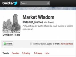 Markets quote #4