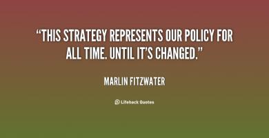 Marlin Fitzwater's quote #5