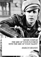 Marlon Brando quote #2