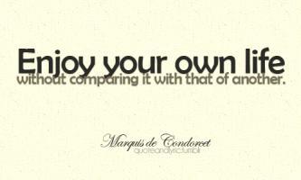 Marquis de Condorcet's quote