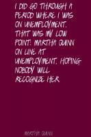 Martha Quinn's quote