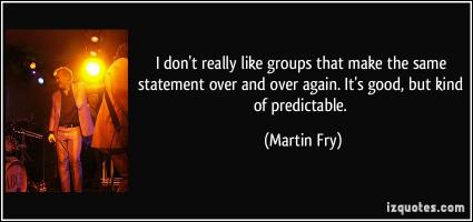 Martin Fry's quote #2