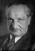 Martin Heidegger profile photo