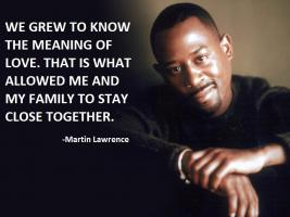Martin Lawrence's quote