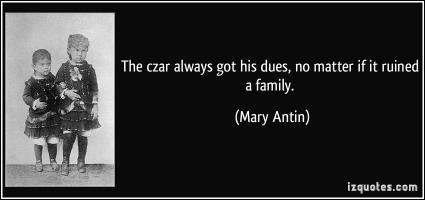 Mary Antin's quote