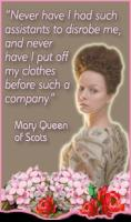 Mary Queen of Scots's quote