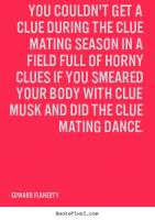 Mating quote