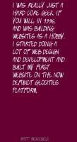 Matt Mickiewicz's quote #3