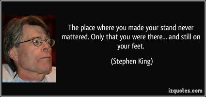 Mattered quote #1