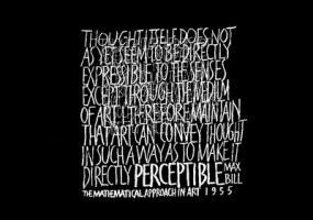 Max Bill's quote #3