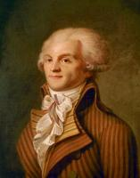 Maximilien Robespierre profile photo