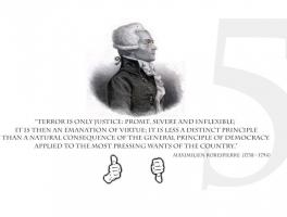 Maximilien Robespierre's quote #5