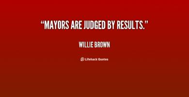 Mayors quote #1