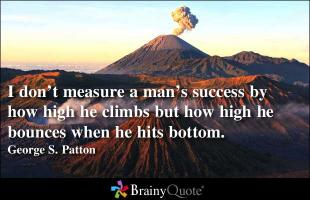 Measure Of A Man quote #2
