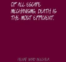 Mechanisms quote #1
