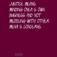 Meddling quote #1