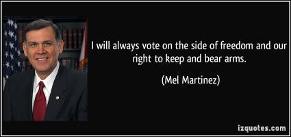 Mel Martinez's quote #5