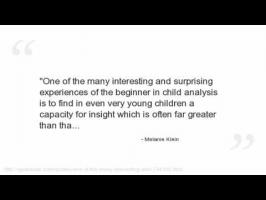 Melanie Klein's quote #1