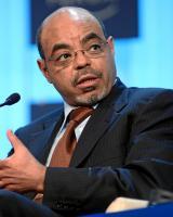 Meles Zenawi profile photo