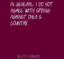 Melita Norwood's quote #4
