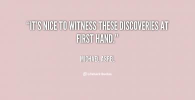 Michael Aspel's quote #4