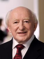 Michael D. Higgins profile photo