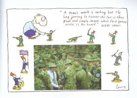Michael Leunig's quote