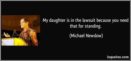 Michael Newdow's quote