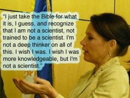 Michele Bachmann's quote