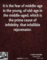 Middle Age quote #2