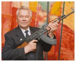 Mikhail Kalashnikov profile photo