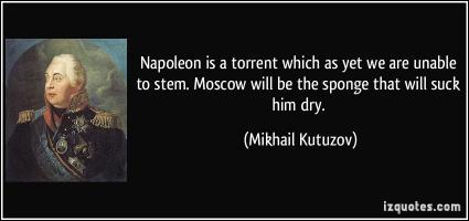 Mikhail Kutuzov's quote