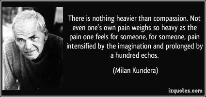 Milan Kundera's quote