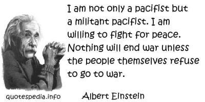 Militant quote #1