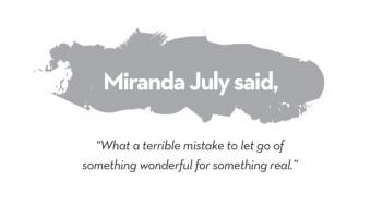 Miranda July's quote #5