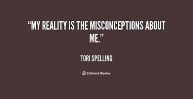 Misconceptions quote #2