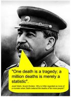 Modern History quote #2