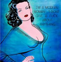 Modern Woman quote #2