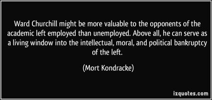 Mort Kondracke's quote #4