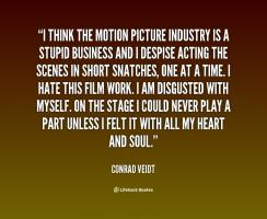 Motion Picture Industry quote #2