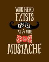 Moustache quote #2