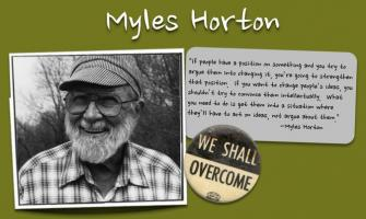 Myles Horton's quote #1
