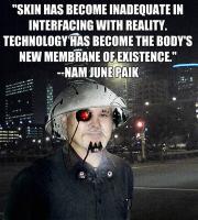 Nam June Paik's quote #1