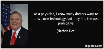 Nathan Deal's quote