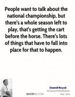 National Championship quote #2