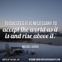 Necessary quote