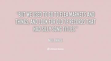 Neil Innes's quote